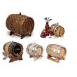 Дубовые бочки для выдержки алкоголя - Деревянные бочки