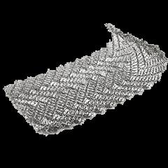 Насадка Панченкова (нержавейка) 1 метр