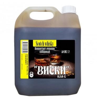 Солодовый концентрат «Шотландский Виски» ячменный, 5 кг