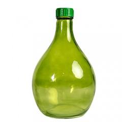Бутыль Дамижання, зеленая, 5 л